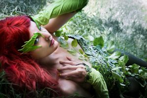 Poison Ivy - Remake by cleanpig