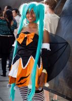 Miku Halloween Ver. - Miku Expo by EriTesPhoto
