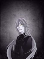 The Undertaker by wolfpup026