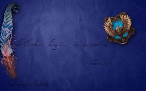 Ravenclaw ad Infinitum 3 by RiaVeg