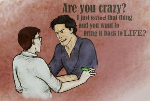 Are You Crazy? by AerinTook
