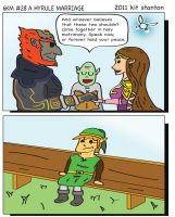 6KM - A HYRULE MARRIAGE by kit07