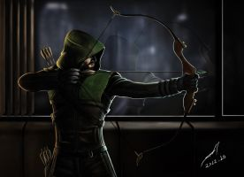 Arrow by c44zi