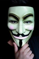 V for Vendetta by odah-cam