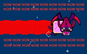 NyanGath or NomGath or ChoCat or Nomcat by Fokaron