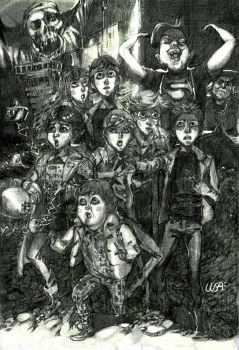 The goonies by mude