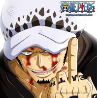 One Piece CH 780 - Trafalgar D. Water Law by Bejitsu