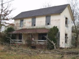 Abandoned house 3 by Irie-Stock