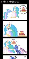 Cake Catastrophe by treez123
