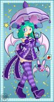 Goth Lolita Poison-Berry by caramel-k
