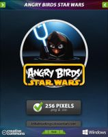 Angry Birds Star Wars Icon by tRiBaLmArKiNgS