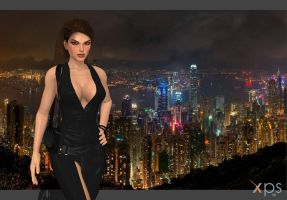 Citylights by CindyBella