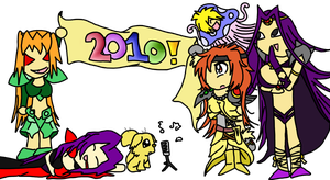 2010 by Ron4Life