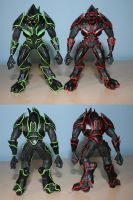Friend or Foe - VISR Sangheili by Slaskia