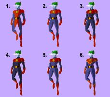 Captain Planet Redesign by calamax34
