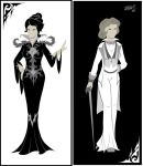 Black + White by Condemned-To-Love