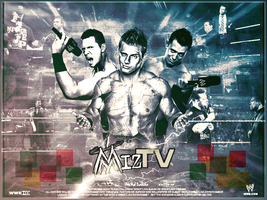 MIZ TV ~ Wallpaper by MhMd-Batista