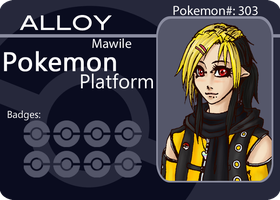 PP: Alloy - Mawile by Sanpincha