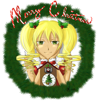 Merry Christmas - MB SS '08 by maeoneechan