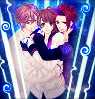 Brother's Conflict // Happy Birthday Ouiza! by Rikyue