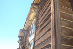 Ghost town in Bodie by TheNewCoyote