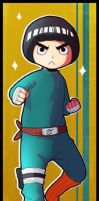 Rock Lee by oranges-lemons