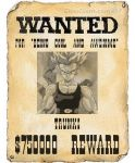 Trunks wanted poster by Trunksl