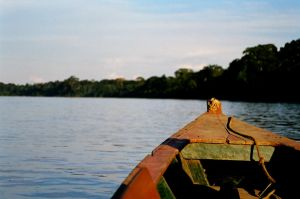 Amazonia Boat by GothicaDollParts