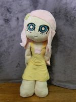 PSG Fluttershy Plush by Chanditoys