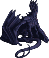 Oxide Dragon by ElysianImagery