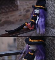 Everyday is Halloween by MySweetQueen-Dolls