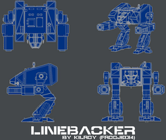 Linebacker Blueprints by FJ4