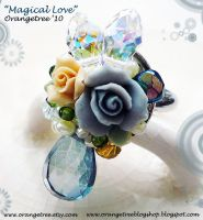 Magical Love Ring by littleorangetree