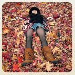 Fall in Leaves by elodie50a