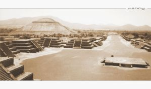 Teotihuacan - Mexico by sleevs