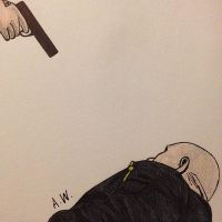 The Death of Hank Schrader by Antwonomous