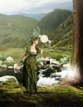 Mother Nature by Elleae