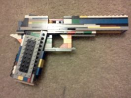 m1911 in .25 acp by ace00004