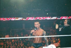 Randy Orton Milwaukee 2-7-11 by rkogirl1