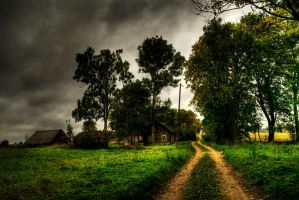 Close trail by Seselgis