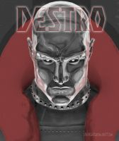 Destro by DRAWBAK