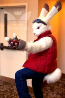 King Kazma by SweetSeri