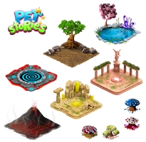 Isometric Tiles by ChrisMasna