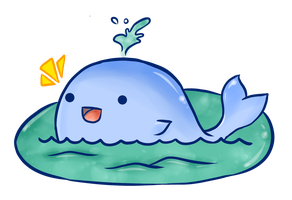 ~ Le Whale by rainele
