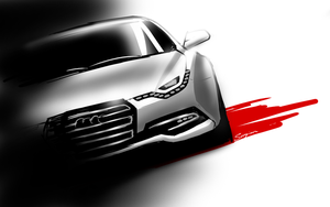 Audi Future by 5-G