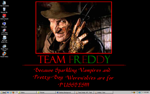 Team Freddy [RE] by DTWX