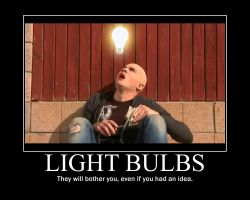Smosh Light Bulbs Motivator by htfman114