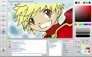 iScribble 2 by Frenchielover4ever