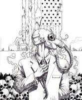 Dying the American Dream by ShawnCoss