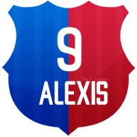 9. Alexis Sanchez by w6n3oshaq